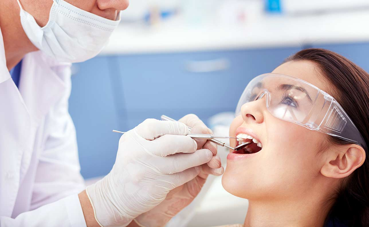 Options Used by a Cosmetic Dentist