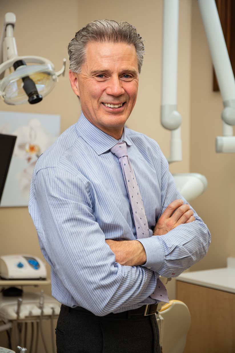 Dr. James Stobbe | Absolute Dentistry | Okotoks Family Dentist