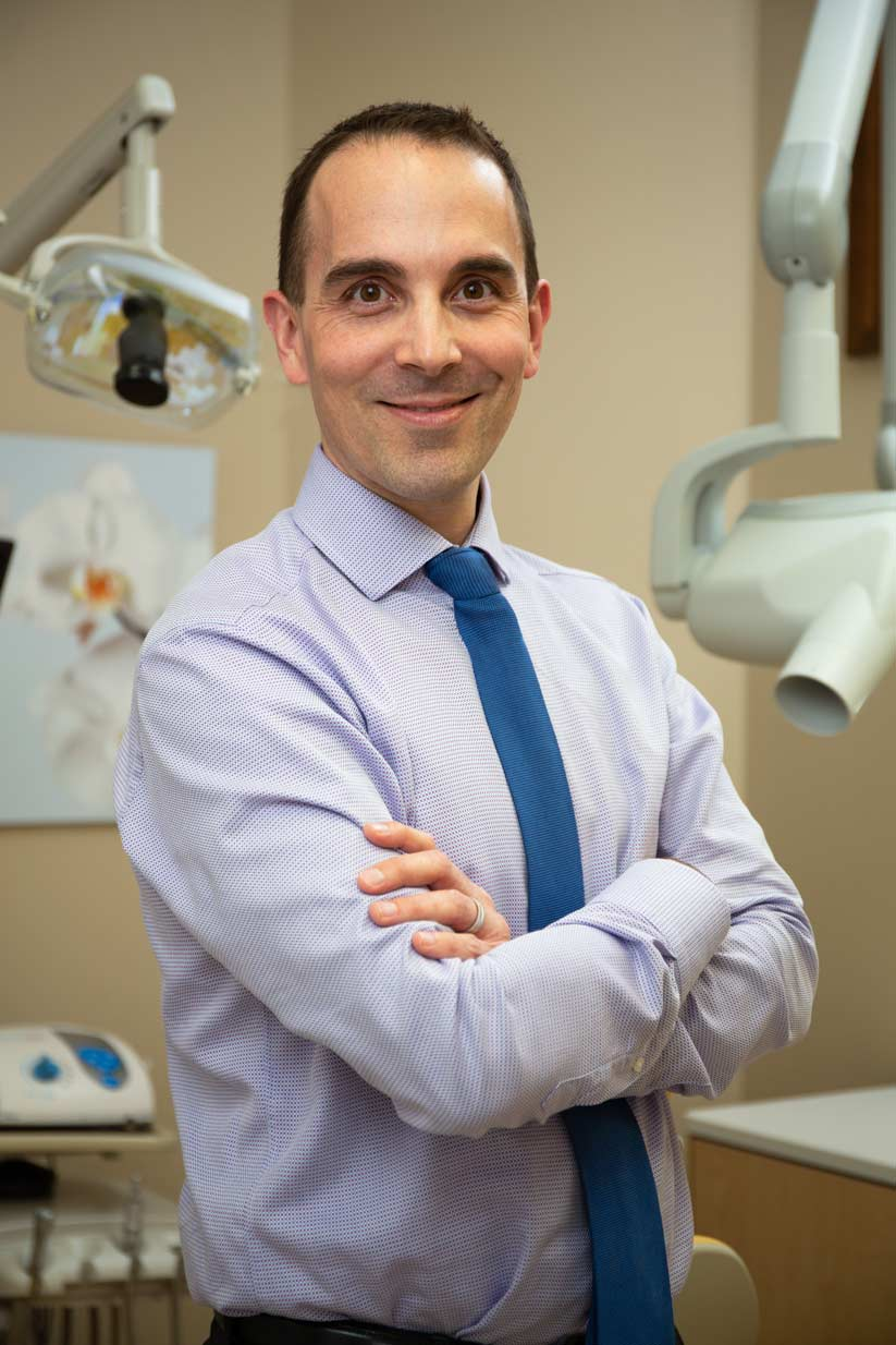 Dr. Wesley Arbuckle | Absolute Dentistry | Okotoks Family Dentist