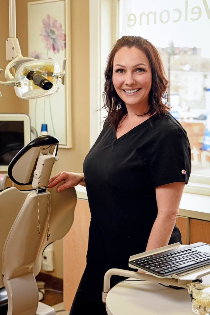 Renee - RDA | Absolute Dentistry | Okotoks Dentist